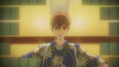 Chihayafuru season 2 begins, and Ayase Chihaya will rule the tatami mat once more