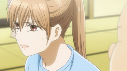 Chihaya Ayase refuses to back down.